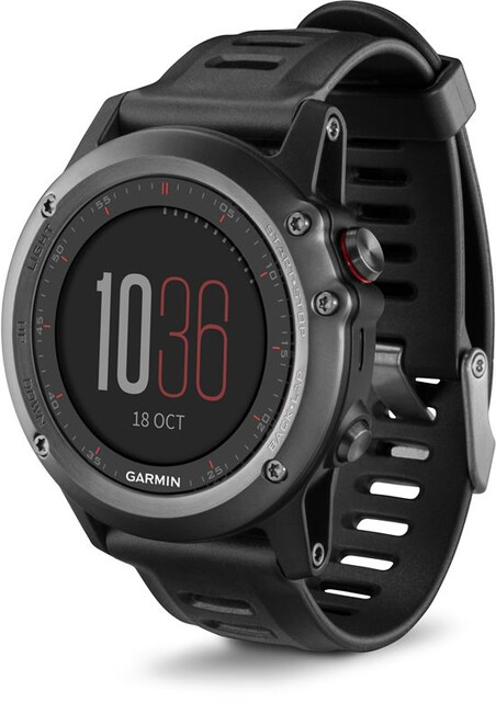 Garmin Fenix 3 Performer Bundle Grå